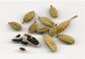 Beneficios del Cardamomo verde