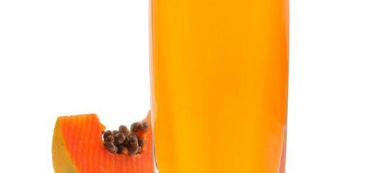 En qué se basa la dieta de la papaya