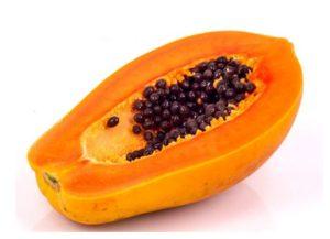 beneficios de la dieta de la papaya