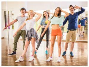 La bailoterapia como disciplina innovadora