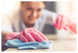 Higiene para combatir los gérmenes en tu hogar