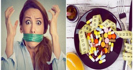 Riesgos de las dietas mas peligrosas